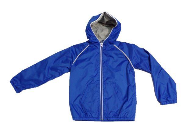 Μπουφάν αγόρι αδιάβροχο μπλε 1