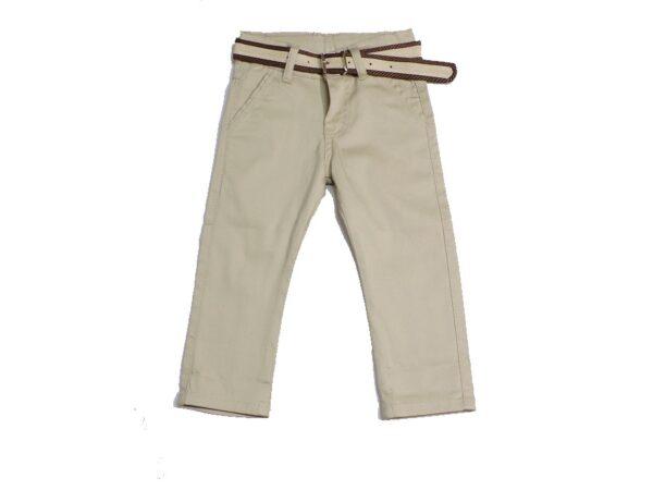 Παντελόνι μπεζ 1