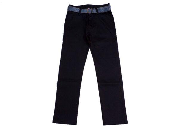 Παντελόνι μπλε σκούρο 1