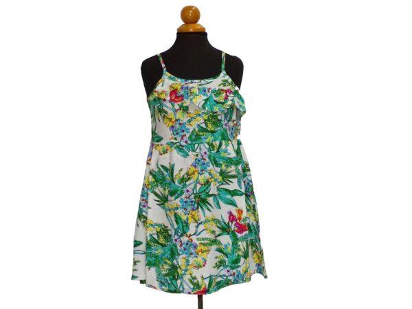 Φόρεμα flowers 1