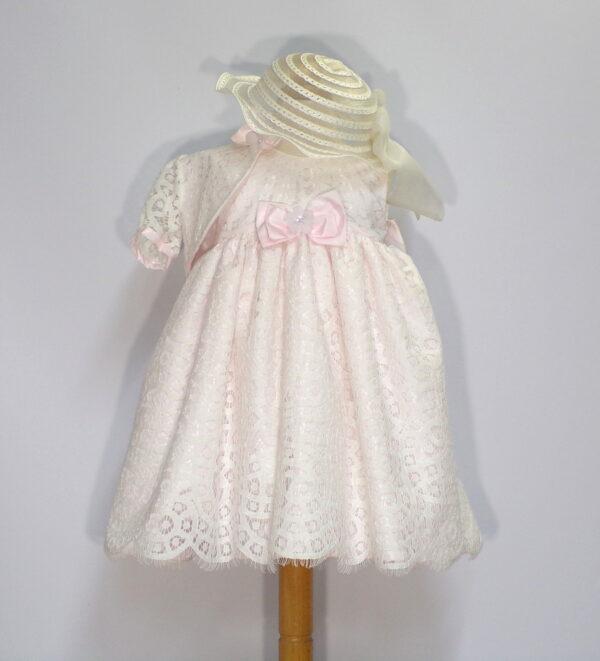 Βαπτιστικό φόρεμα Β200 1