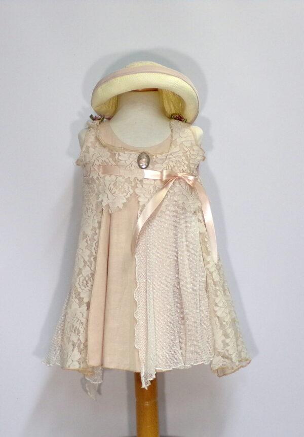 Βαπτιστικό φόρεμα Β211 1