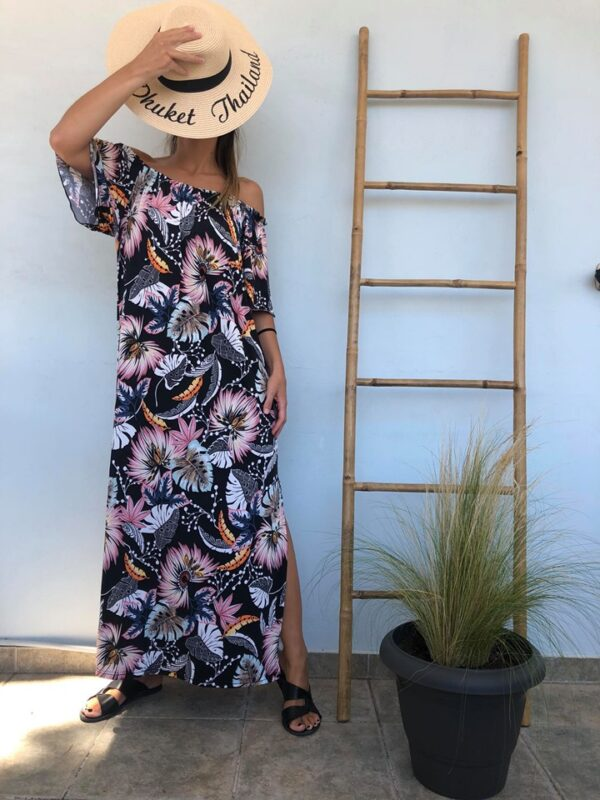 Maxi φόρεμα 4073 1
