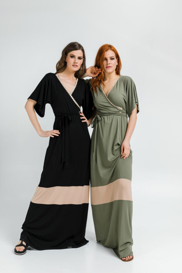 Maxi φόρεμα 4081 1