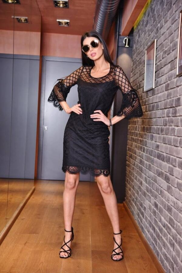 Φόρεμα Δαντέλα 1