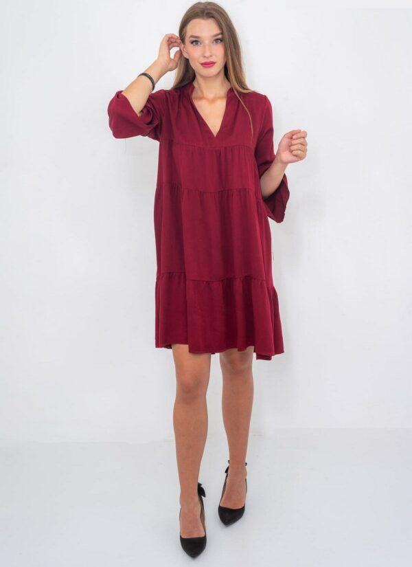 Φόρεμα με σούρες NEW!!! 1