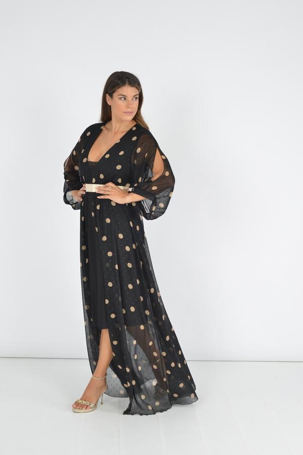 Φόρεμα Πουά 1