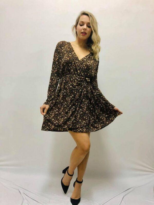Φόρεμα κρουαζέ 1