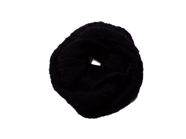 Διπλός λαιμός μαύρος 1
