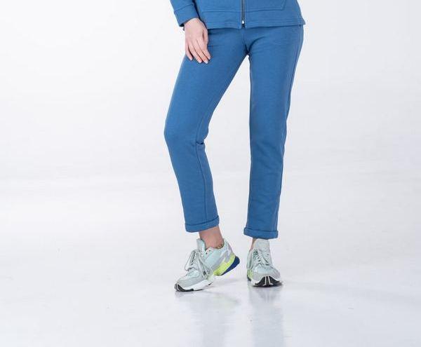 Φόρμα παντελόνι γαλάζιο 1